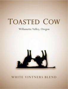 Toasted Cow White